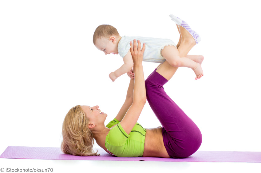 Exercises To Get Your Pre-Pregnancy Body Back