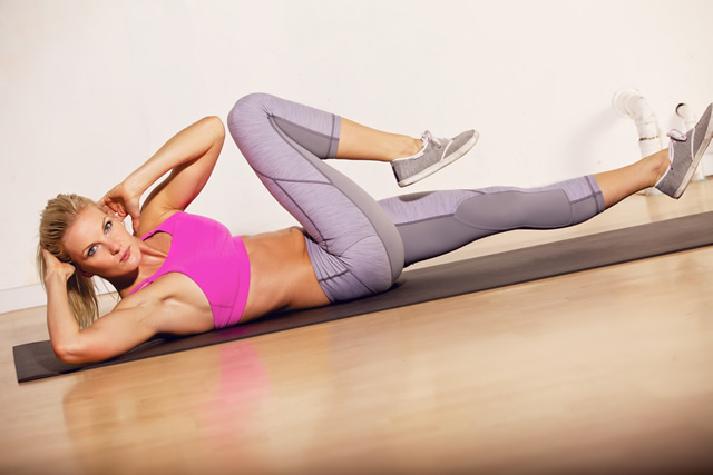Fit In 10 Minutes Of Exercise