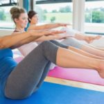 How To Transform Your Health And Fitness In A Yoga Class