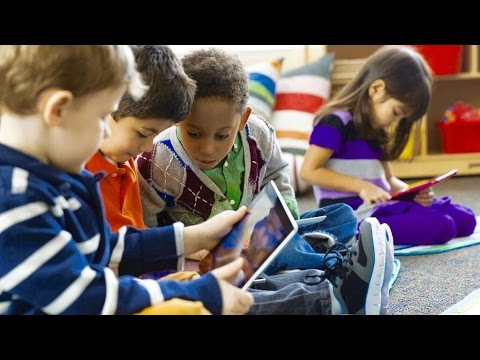 Influence of Modern Technology on Children