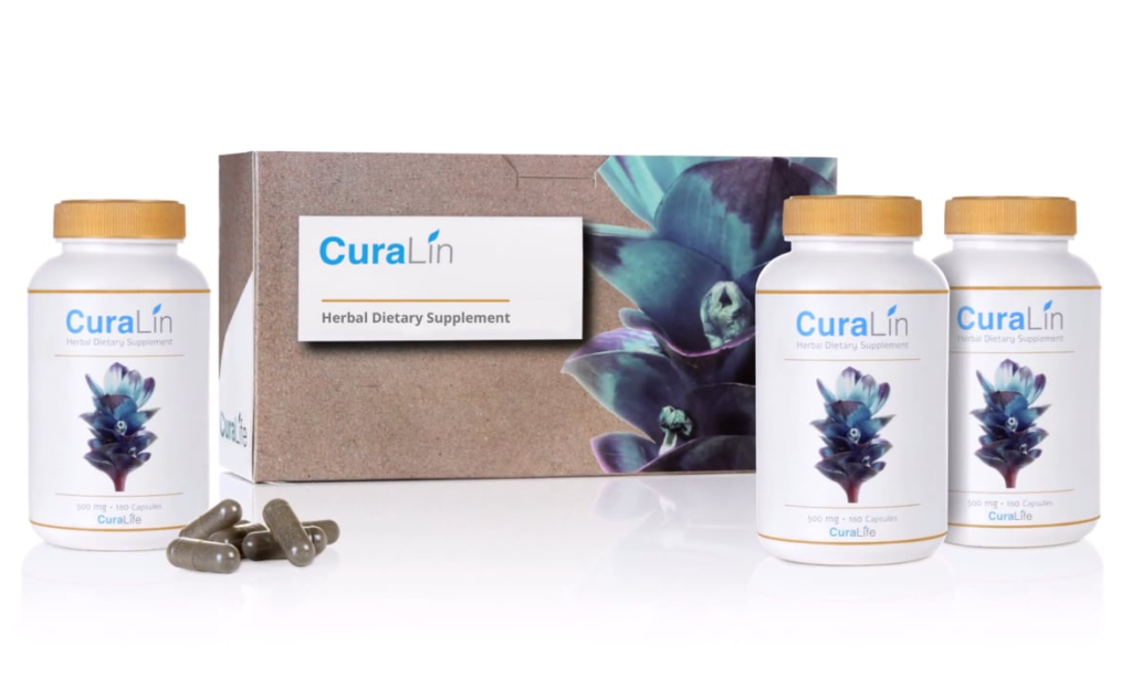 CuraLin all natural herbal supplement for type 2 diabetes