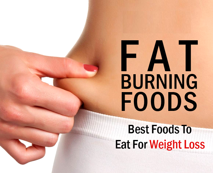 Best Foods to Burn Fat and Lose Weight