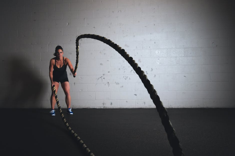 Get fit with CrossFit Regime