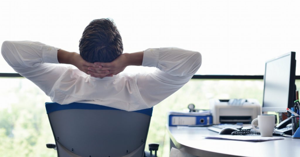 How to stay healthy and fit while working at a desk
