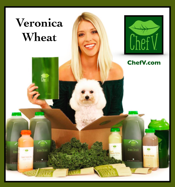 "Interview with Veronica Wheat  aka  ""Chef V"""