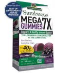 2017 Supplement of the Year award winner Sambucus Mega Gummies 7X