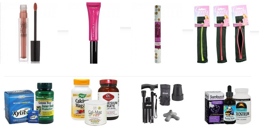 Find the best health and beauty products on  OTCDeals