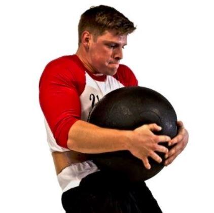weight training slamballs