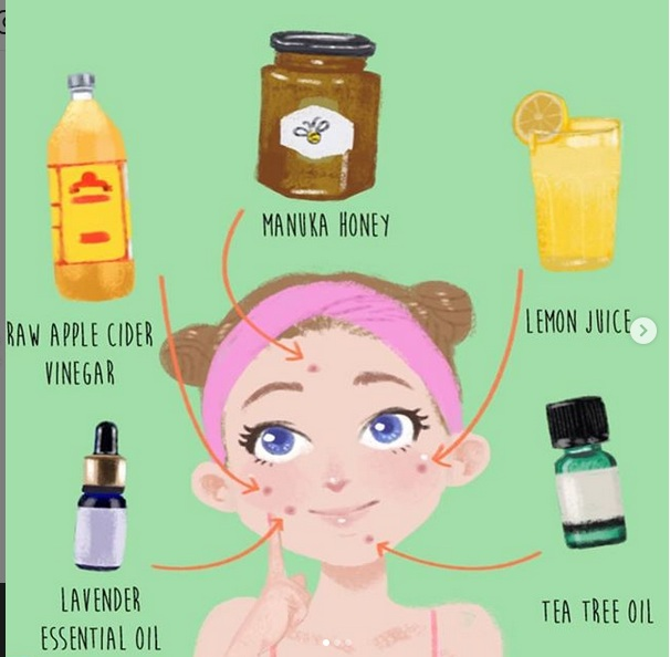 Useful tips for your acne and skin problems
