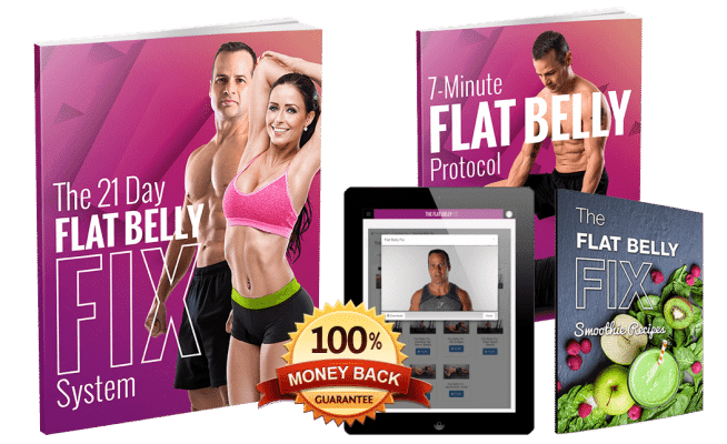 Losing weight in 21 days with Flat Belly FIX