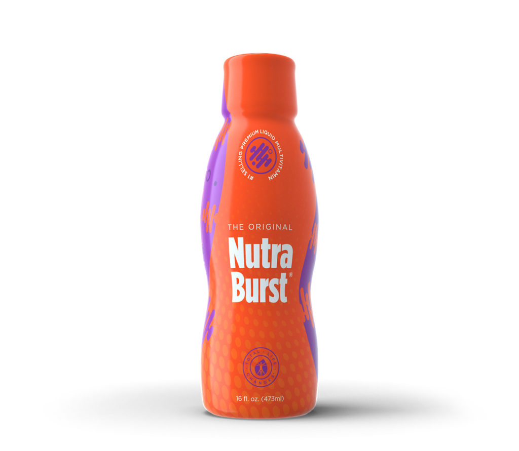 Your Health Comes First With Nutra Burst®.