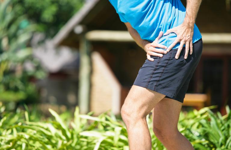 Getting Rid of Your Hip Pain Without Surgery